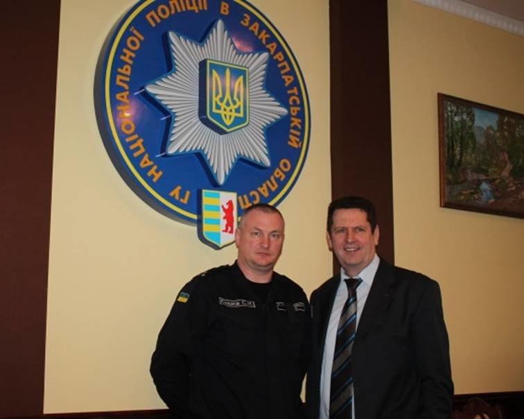 В закарпатській поліції гостюють представники Місії Євросоюзу (ФОТО) (фото) - фото 2