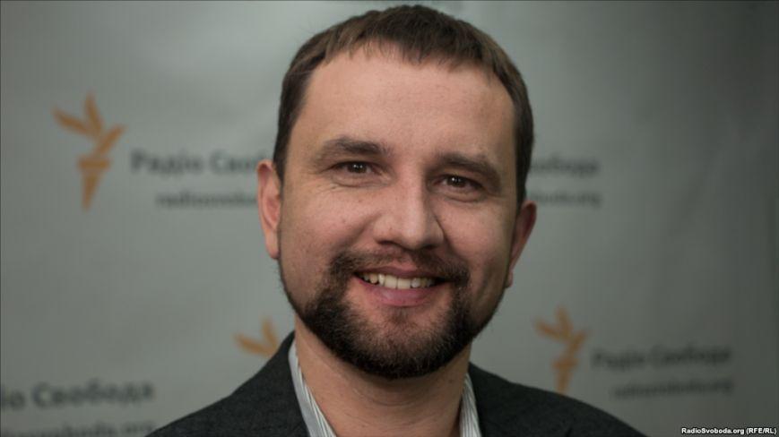 Володимир В'ятрович (фото — radiosvoboda.org)