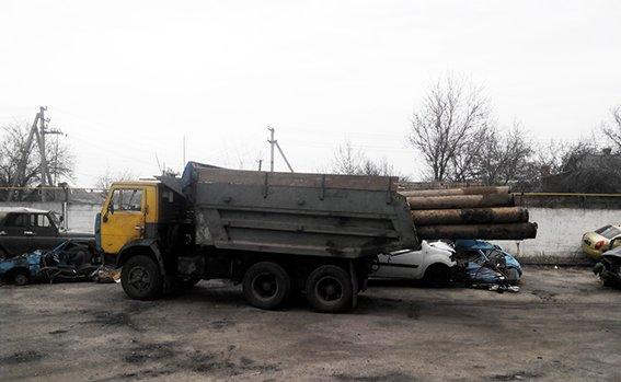 На Днепропетровщине полицейские задержали