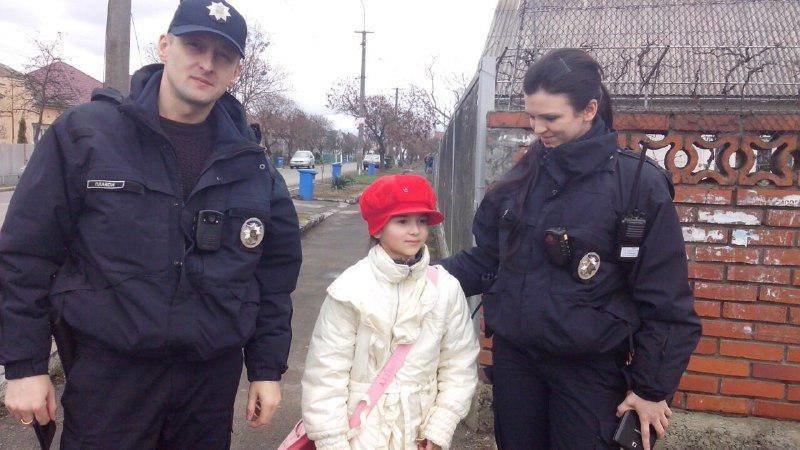В Мукачеві поліцейські знайшли зниклу дитину (фото) - фото 1