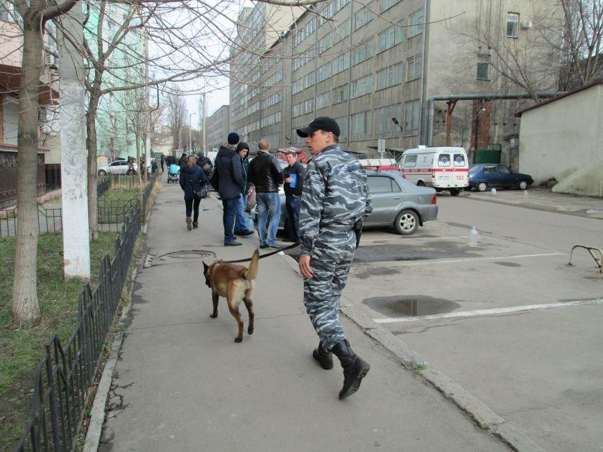 571e9d76e2fbeafc249a0388464a5d64 В Одессе телефонные террористы грозились взорвать дом с газовой компанией