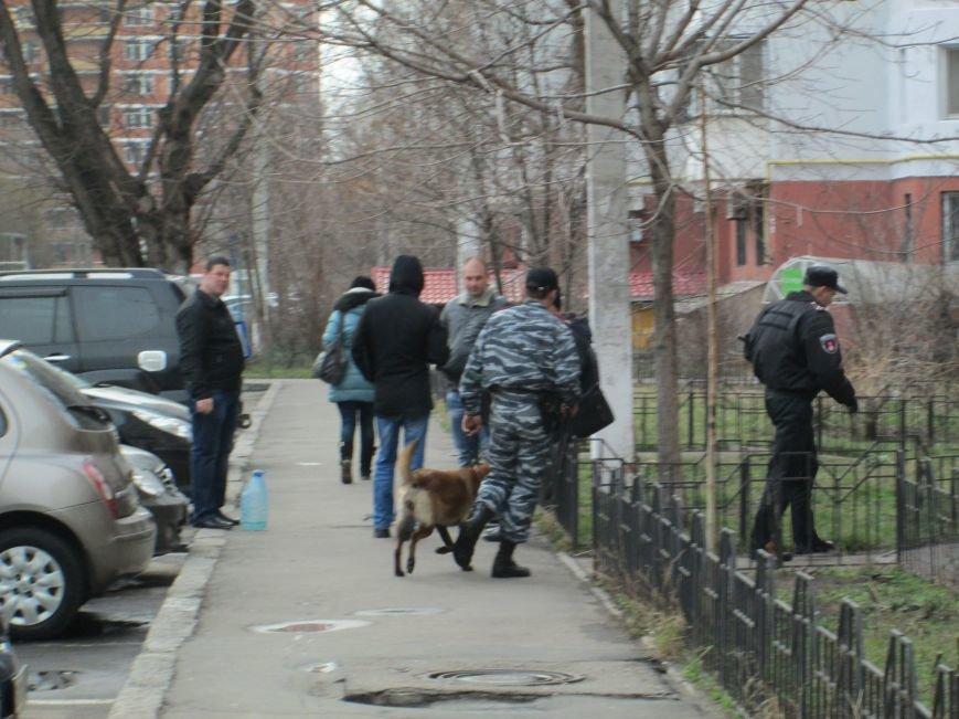 9db49ced36d54a0fb76947fad129faa1 В Одессе телефонные террористы грозились взорвать дом с газовой компанией