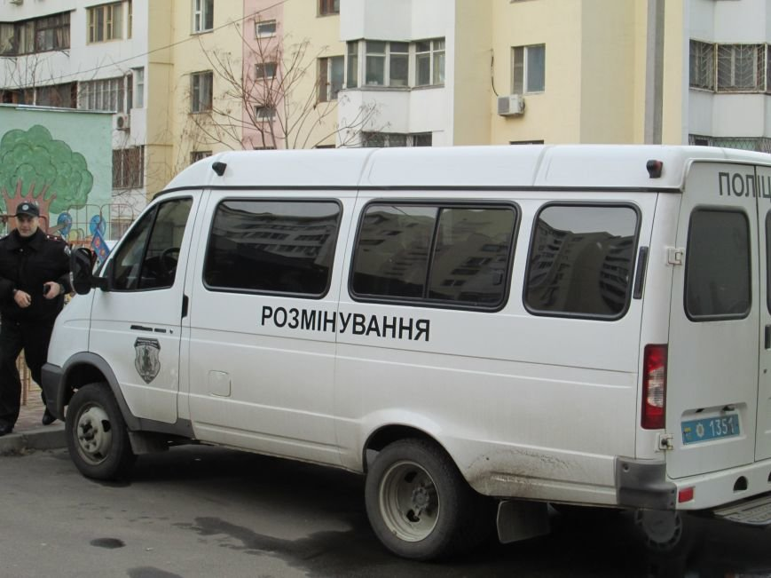 b4fbc9a2d3f7fea0fece2038ff70a175 В Одессе телефонные террористы грозились взорвать дом с газовой компанией