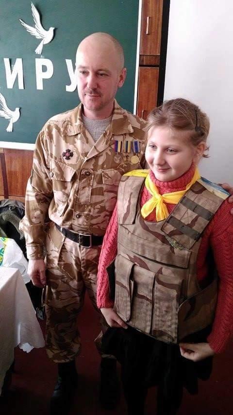 Ветеран АТО рассказал криворожским школьникам об Иловайском котле и цене мира  (ФОТО), фото-9