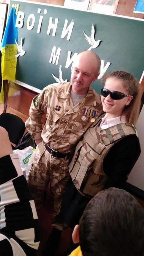 Ветеран АТО рассказал криворожским школьникам об Иловайском котле и цене мира  (ФОТО), фото-5