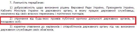В постановлении Яценюка нашли неожиданный пункт о критике власти (фото) - фото 4