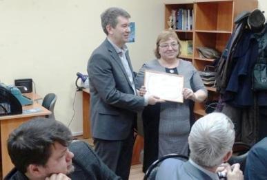 Татарская автономия Люберецкого района наградила своих активистов (фото) - фото 1