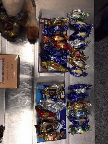 3a4a731b5635ceb6b7ad9c555357a1f8 Не вышло: В Одессу дельцы ввозили кокаин в шоколадных конфетах