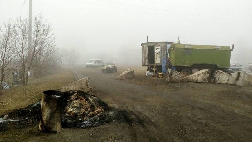 7 день блокады: жители Нового Буга настроены решительно и не намерены отступать (ФОТО) (фото) - фото 2