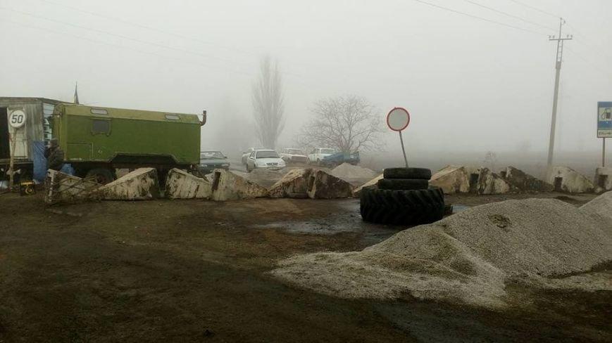 7 день блокады: жители Нового Буга настроены решительно и не намерены отступать (ФОТО) (фото) - фото 3