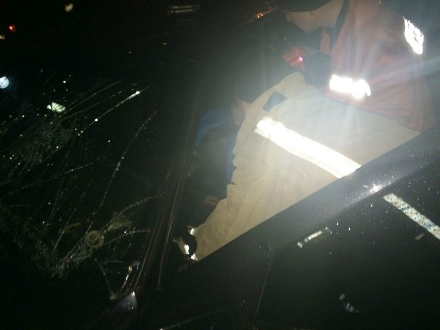 В Житомире «BMW-M3» въехал в дерево: водительпогиб на месте, фото-3