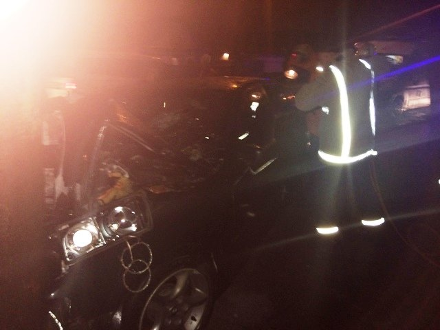 В Житомире «BMW-M3» въехал в дерево: водительпогиб на месте, фото-2