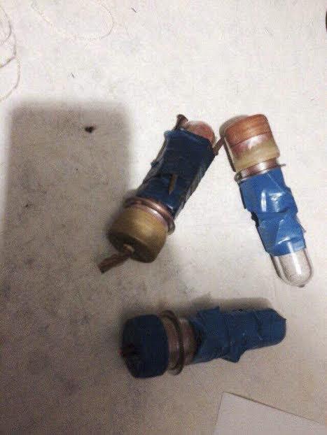 У мариупольца изъяли взрывные устройства (ФОТО), фото-2