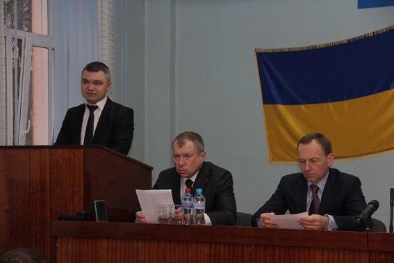 Чернигову официально представили начальника горотдела полиции (фото) - фото 1