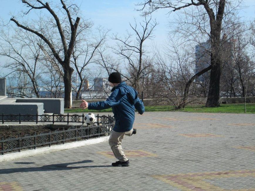 3cd334144e935f254ca88fca53c64ca6 Фоторепортаж: Как в Одессе началась весна