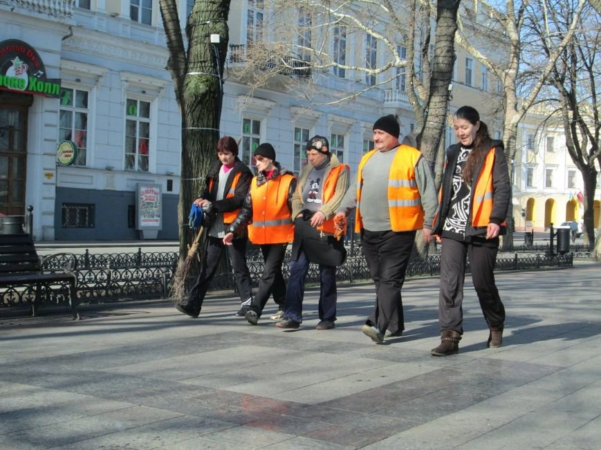 9be238aacd6821b7361475af3359d6a9 Фоторепортаж: Как в Одессе началась весна