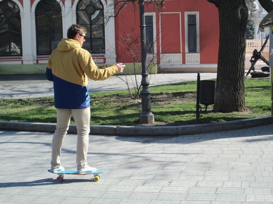 ac92617996eeb129eb4e13e87025539c Фоторепортаж: Как в Одессе началась весна