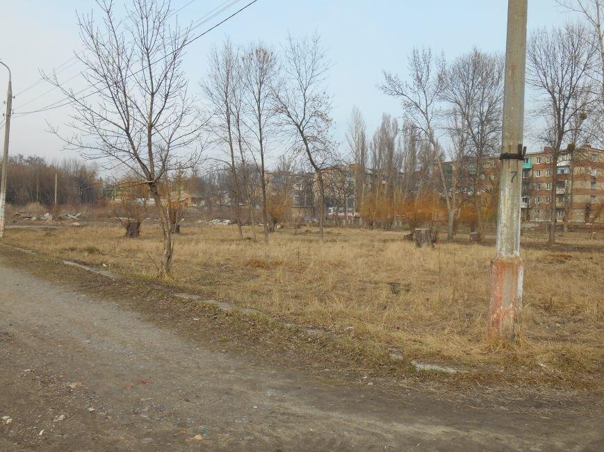 Сегодня в городском парке Славянска выбирали место для реализации новых проектов (фото) - фото 5