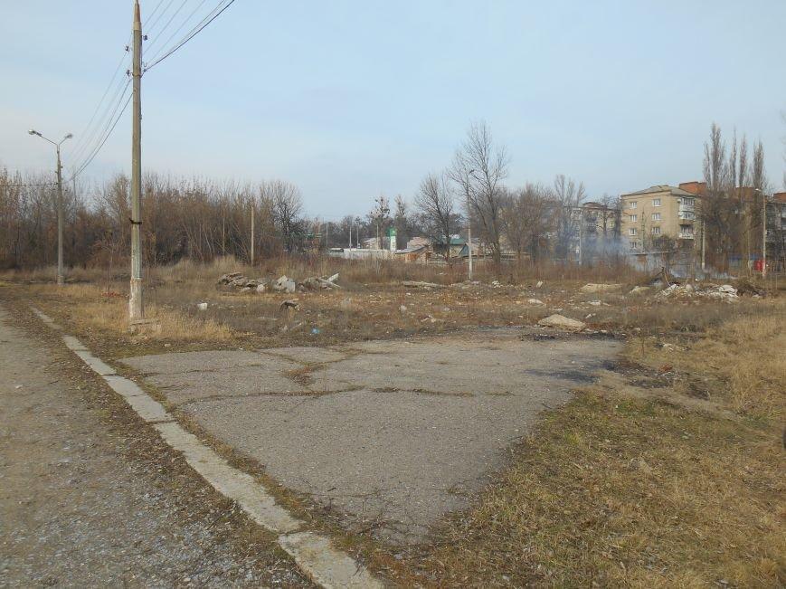 Сегодня в городском парке Славянска выбирали место для реализации новых проектов (фото) - фото 3