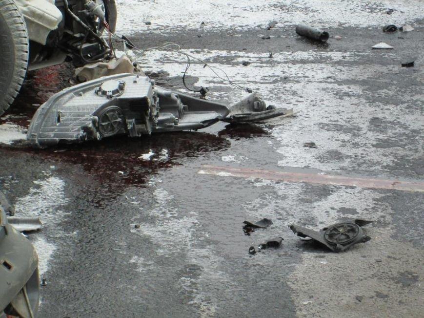 7c172dbe47522bd8b1b956b05ef255d3 Груда металлолома: В Одессе на Мельницкой столкнулись сразу 4 автомобиля