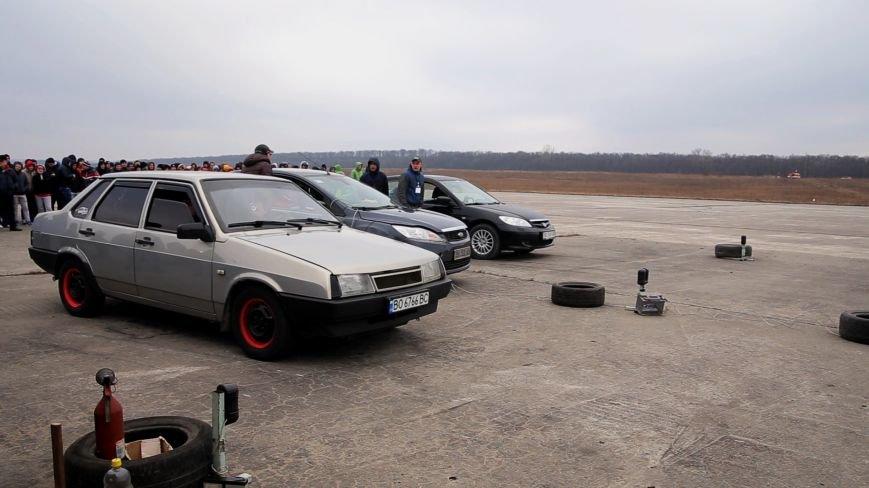 Чому поблизу Тернополя ревіли двигуни та горіли шини?, фото-8