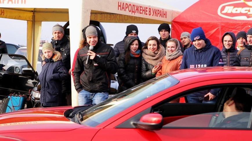 Чому поблизу Тернополя ревіли двигуни та горіли шини?, фото-10