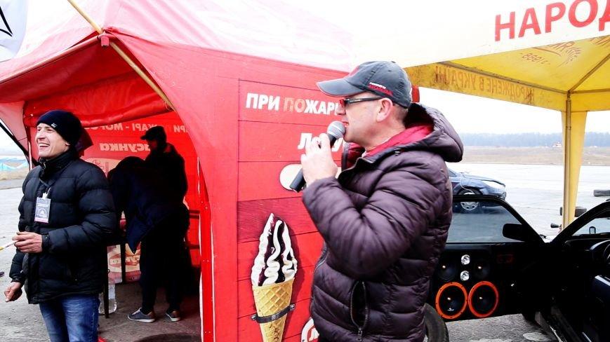 Чому поблизу Тернополя ревіли двигуни та горіли шини?, фото-7