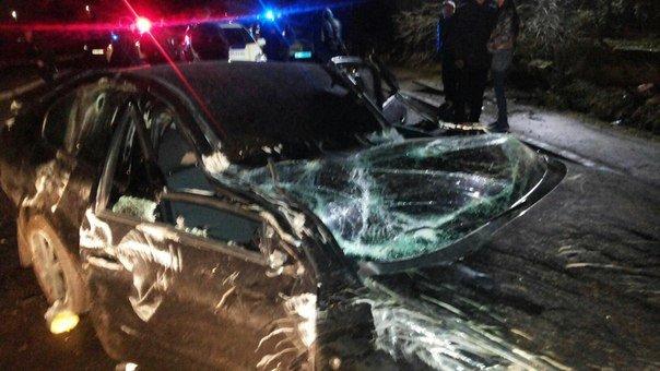 У поліції розповіли подробиці нічної аварії у с. Сокільники (фото) - фото 1