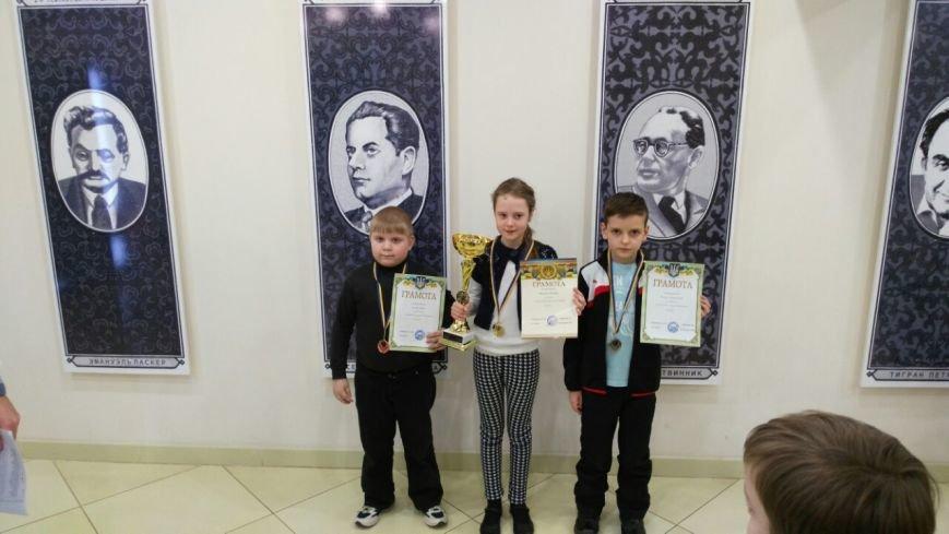 Юные шахматисты Кривого Рога померялись силами на Чемпионате города (ФОТО) (фото) - фото 1