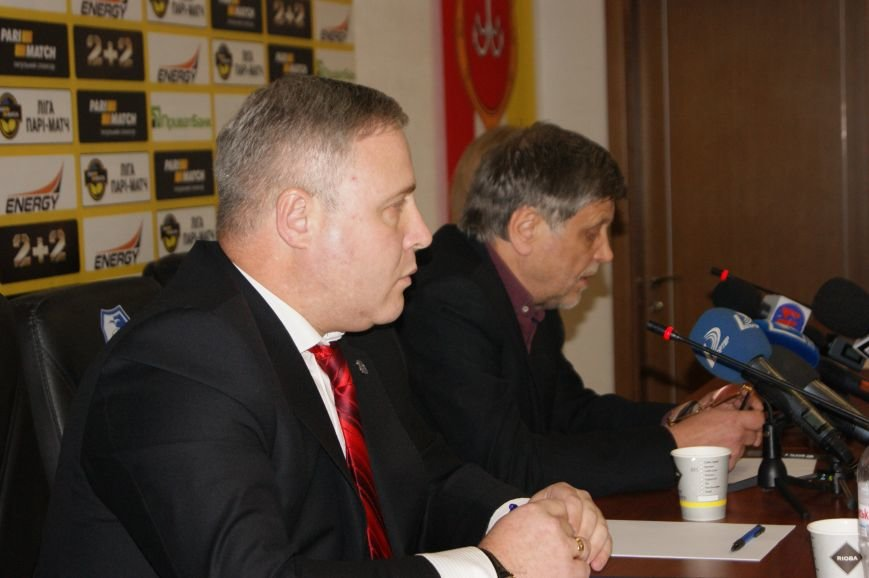 """8ddcd7c29e922f9c7c560fba69639682 Одесский """"Черноморец"""" стал заложником войны с Россией, но обещает хороший футбол"""