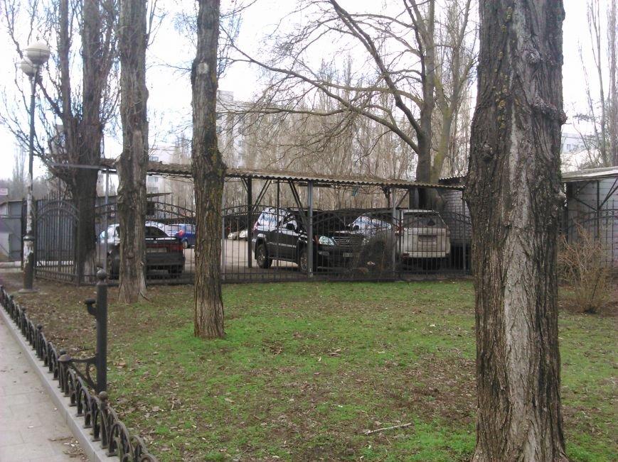 1d8788e14d8620d89a0089e5649e8dc1 На заметку фискалам: Одесская областная больница приторговывает землей