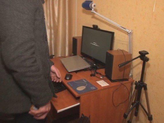 В Бердянске полиция обнаружила три порностудии (фото) - фото 1