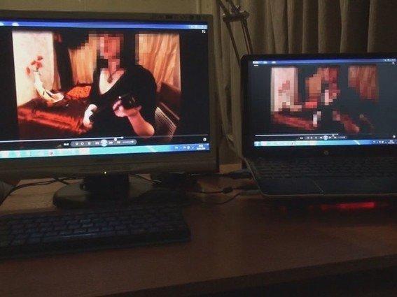 В Бердянске полиция обнаружила сразу три порностудии, - ФОТО, ВИДЕО (фото) - фото 3