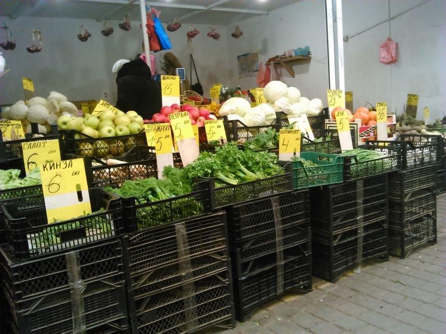 Корзина одесской хозяйки: в какую цену сегодня овощи на рынках (ФОТО), фото-1
