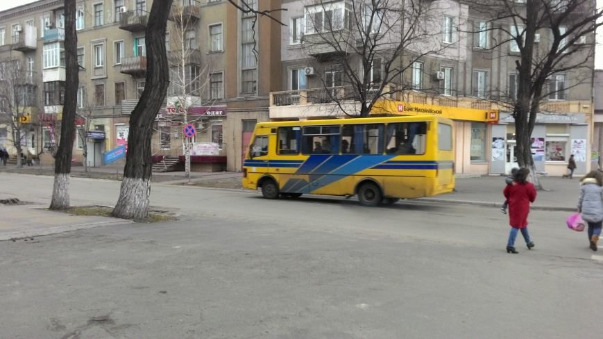 В центре Днепродзержинска из-за прорыва водопровода ограничено движение транспорта, фото-6