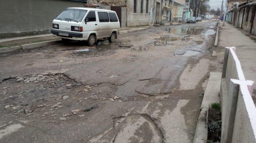 """Жители """"Старого города"""" могут добраться домой только на танке (ФОТОФАКТ), фото-1"""