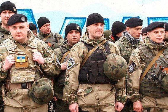 Бійці батальйону «Івано-Франківськ» знову вирушили на Донеччину (ФОТО) (фото) - фото 1