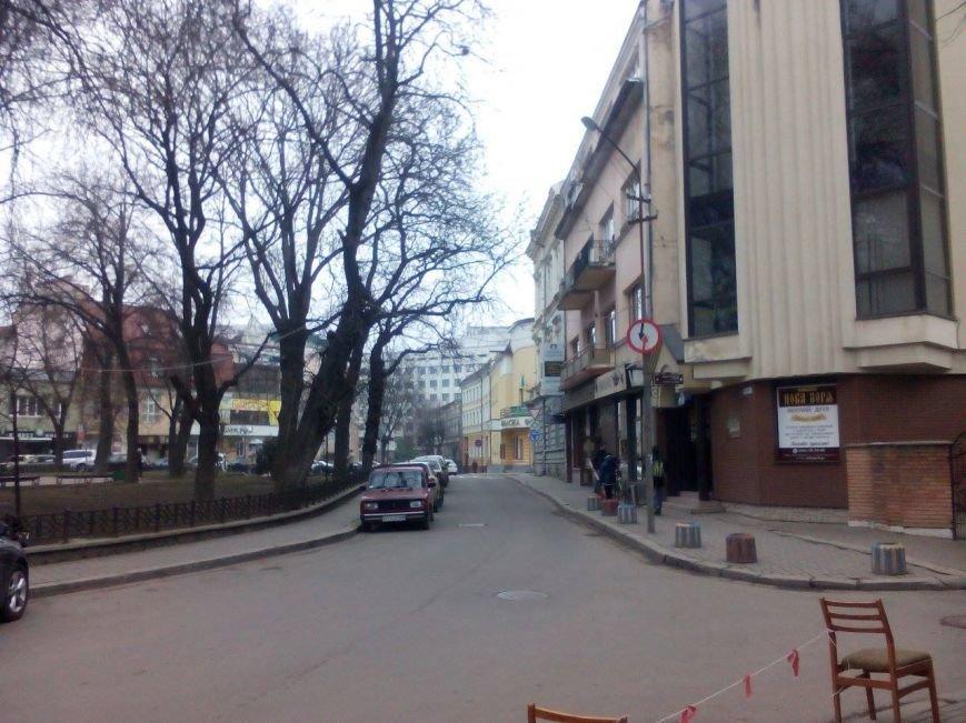 На площі Міцкевича змінено організацію дорожнього руху (ФОТО), фото-1