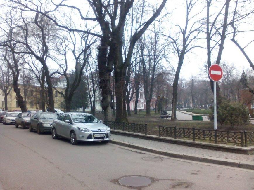 На площі Міцкевича змінено організацію дорожнього руху (ФОТО), фото-3