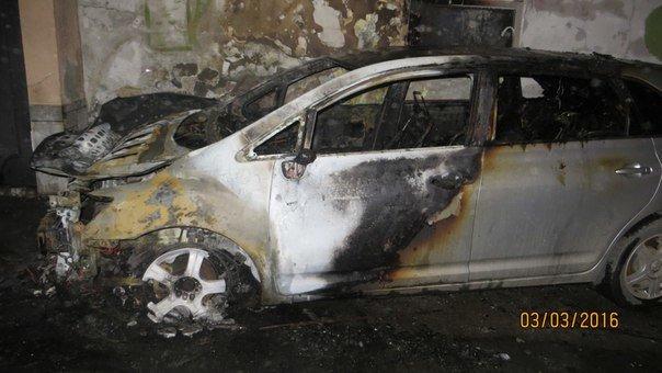 Еще два сгоревших авто на ЮБК. Владельцы интересуются, создано ли сообщество пострадавших от автотеррористов (фото) - фото 1