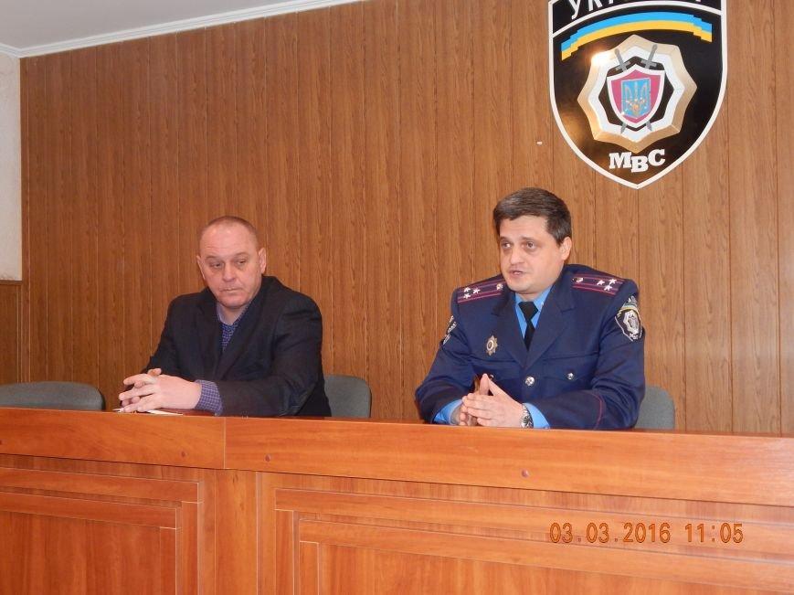 Представлен новый руководитель Днепродзержинской полиции (фото) - фото 1