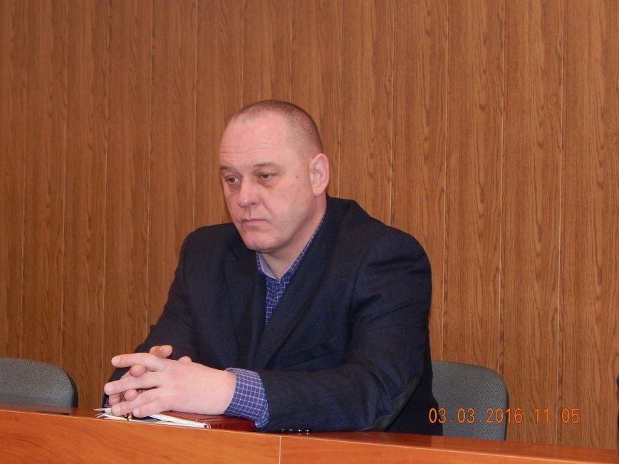 Представлен новый руководитель Днепродзержинской полиции (фото) - фото 2