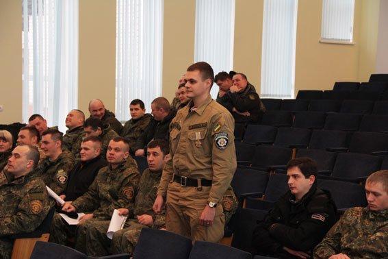 Бойцов спецроты «Чернигов» наградили за проявленное мужество (фото) - фото 4