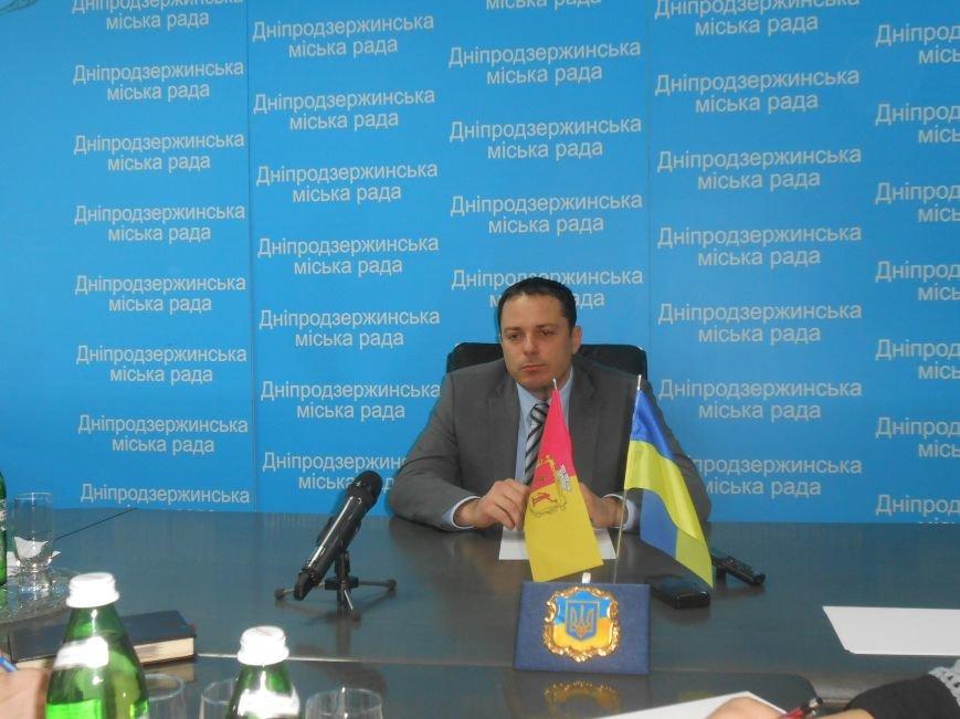 Городской голова Днепродзержинска подвел итоги своих первых 100 дней у власти (фото) - фото 1