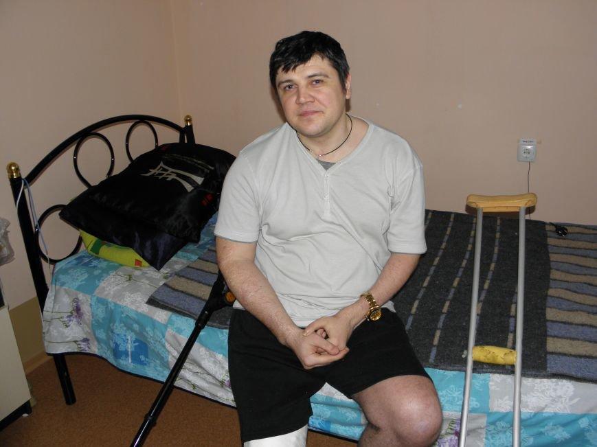 Инвалид с поломанной ногой не сможет жить в арендуемой квартире (фото) - фото 9