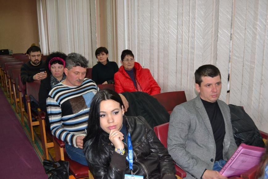 Сегодня горизбирком Кривого Рога последний день регистрирует кандидатов в мэры (ФОТО), фото-3