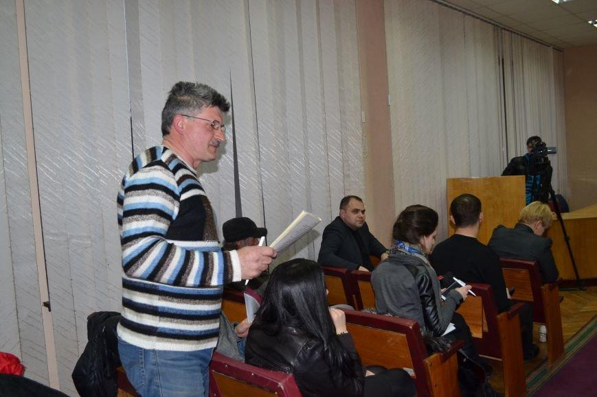 Сегодня горизбирком Кривого Рога последний день регистрирует кандидатов в мэры (ФОТО), фото-4