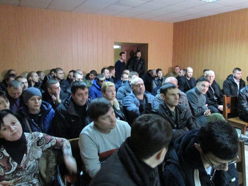 В Одессе сорвался суд над полицейскими из Черноморска (ФОТО) (фото) - фото 1