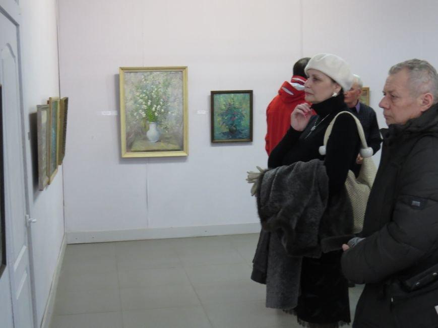 В Мариуполе открылась выставка влюбленного в жизнь художника (ФОТО), фото-6