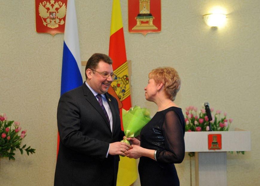 Тверичанок наградили в преддверии Международного женского дня (фото) - фото 3